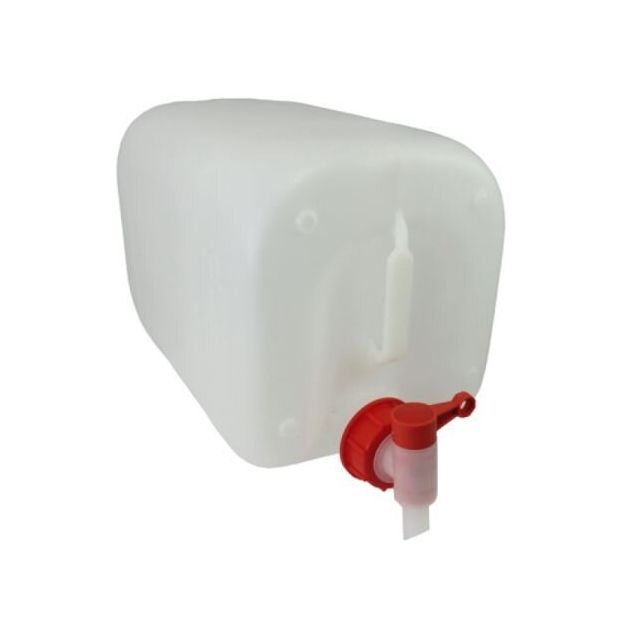 Crusader 10L Water Carrier with Tap