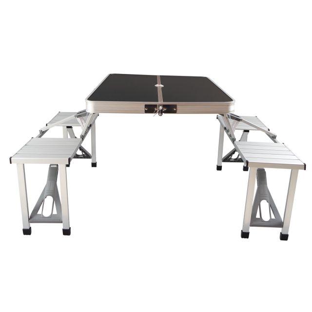 Quest SpeedFit Gloucester Folding Table & Chair Set