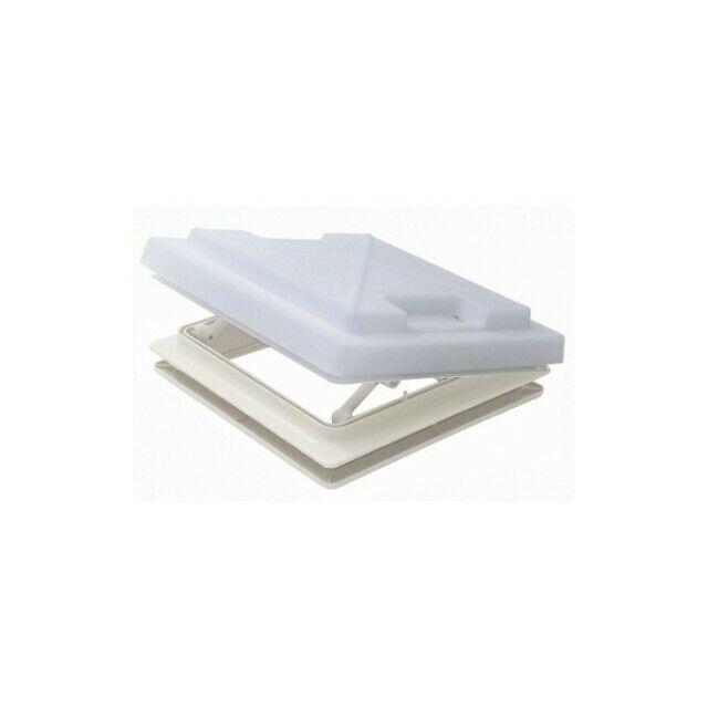 MPK Rooflight Complete 360mm x 320mm White Inc Flynet