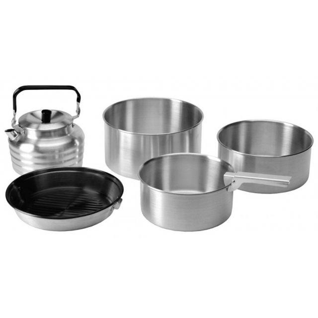 Vango Aluminium Cook Set