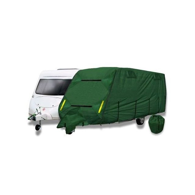 Crusader Breathable 4-Ply Caravan CoverPro 14ft to 17ft