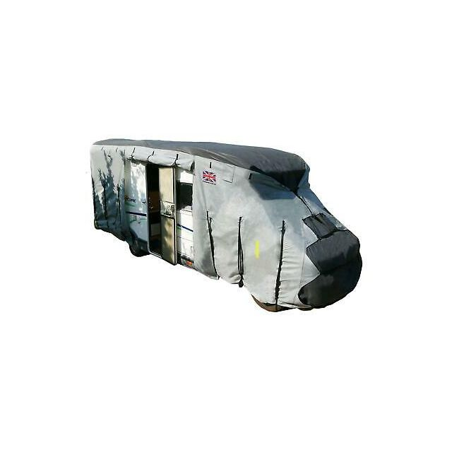 Crusader Breathable 4-Ply Motorhome CoverPro 7m to 7.5m