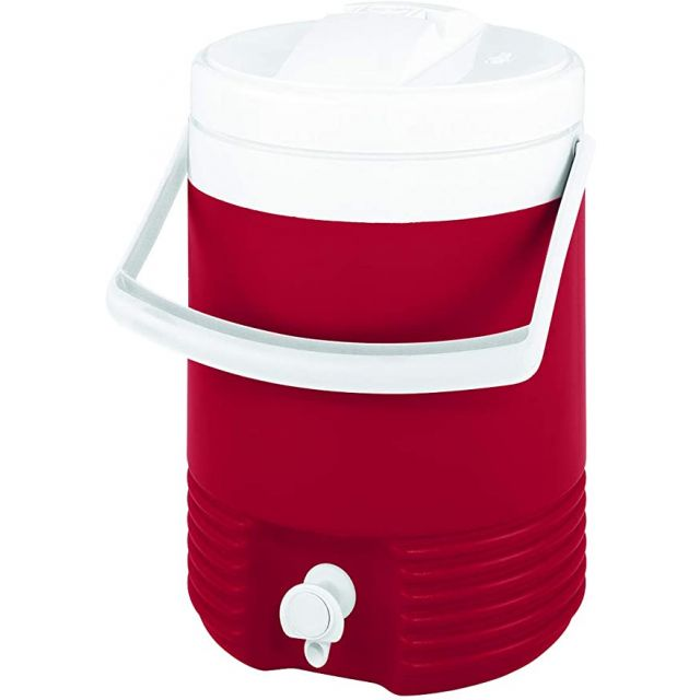 Igloo Sport 2 Gallon Drinks Cooler Red