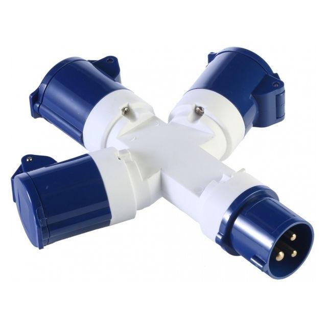 Vango Voltaic 3 Way Distribution Adapter