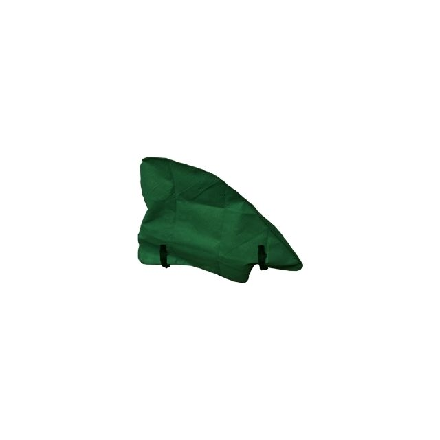 Royal Caravan / Trailer Hitch Cover Forest Green