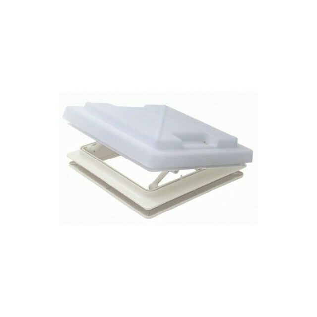 MPK Rooflight Complete 280mm x 280mm White Inc Flynet