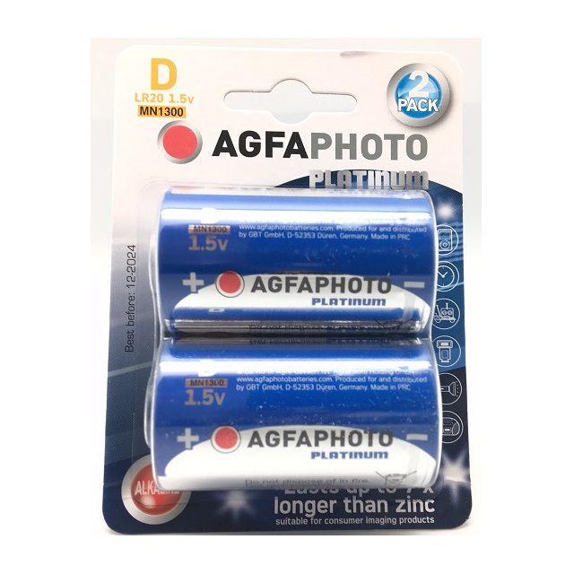AGFAPHOTO Platinum MN1300 D Batteries