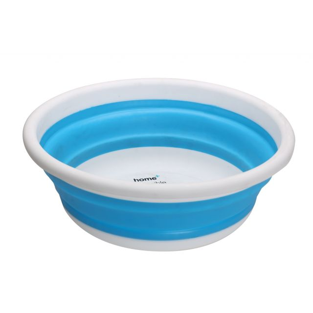 Quest Collapsible-wares Round Bowl (Blue)