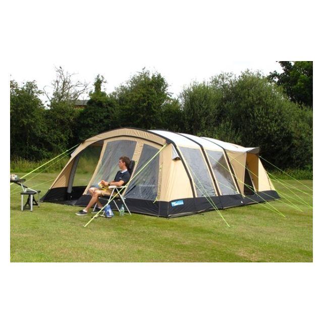 Kampa Croyde 6 Classic Air Polycotton Tent