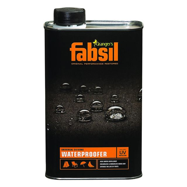 Fabsil Waterproofer with UV Protection (5 Litre)