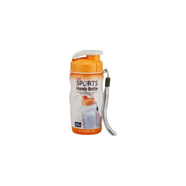 Lock & Lock Sports Handy Bottle 350ml Orange