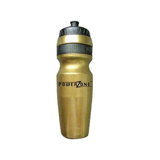 Powerzone Ergonomic Drinking Bottle 750ml Gold