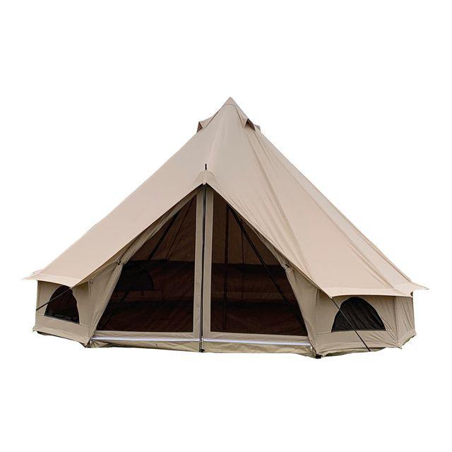 Quest Elite Signature Classic Bell Tent 6M