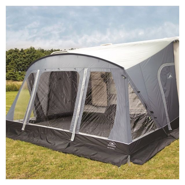 Sunncamp Swift 390 Deluxe SC Poled Caravan Awning