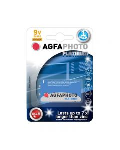 AGFAPHOTO Platinum MN1604 9v Battery