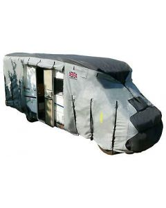 Crusader Breathable 4-Ply Motorhome CoverPro 7.5m to 8m